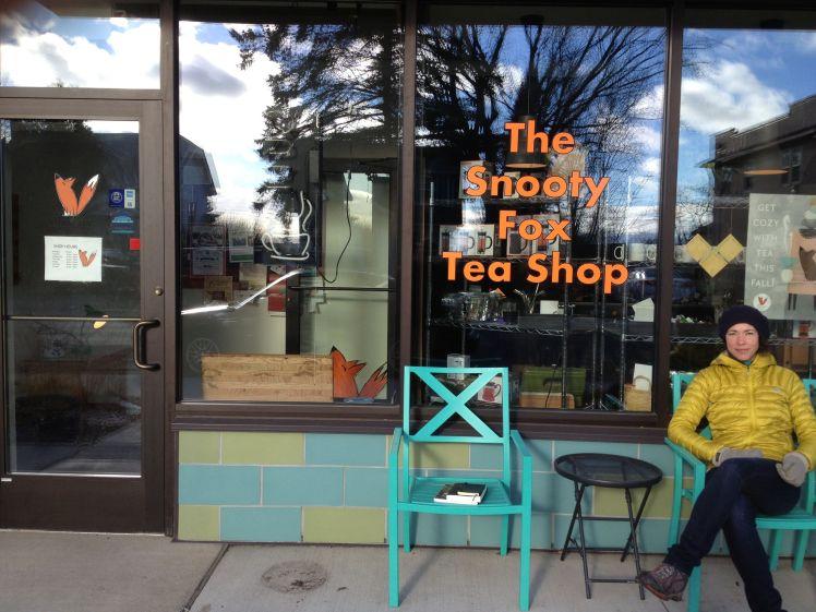 Emily tea shop
